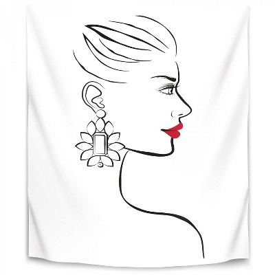 Profile By Martina Wall Tapestry Target