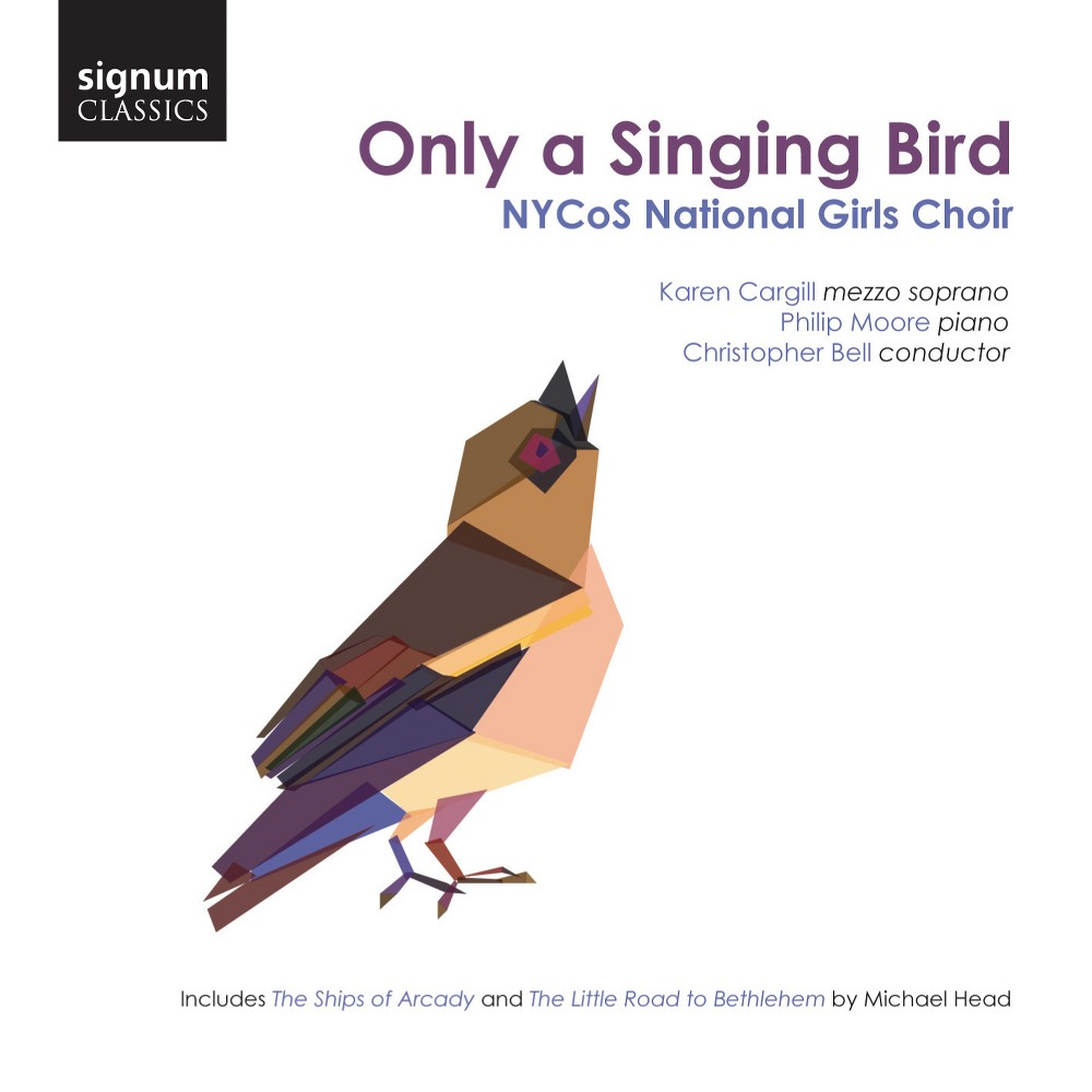 Nycos National Girls - Only A Singing Bird (CD)