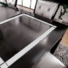 "84"" Emeline Expandable Dining Table Black - ioHOMES - image 2 of 4"