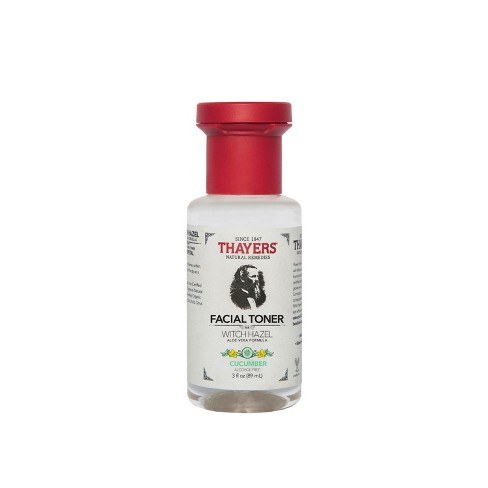 Thayers Trial Size Witch Hazel Alcohol Free Toner Cucumber - 3 fl oz - image 1 of 3