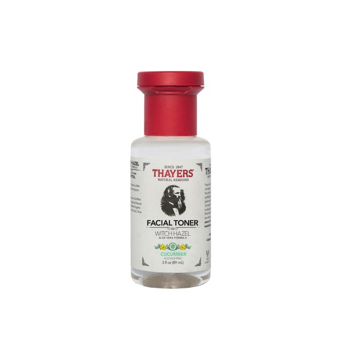 Thayers Trial Size Witch Hazel Alcohol Free Toner Cucumber - 3 Fl Oz : Target