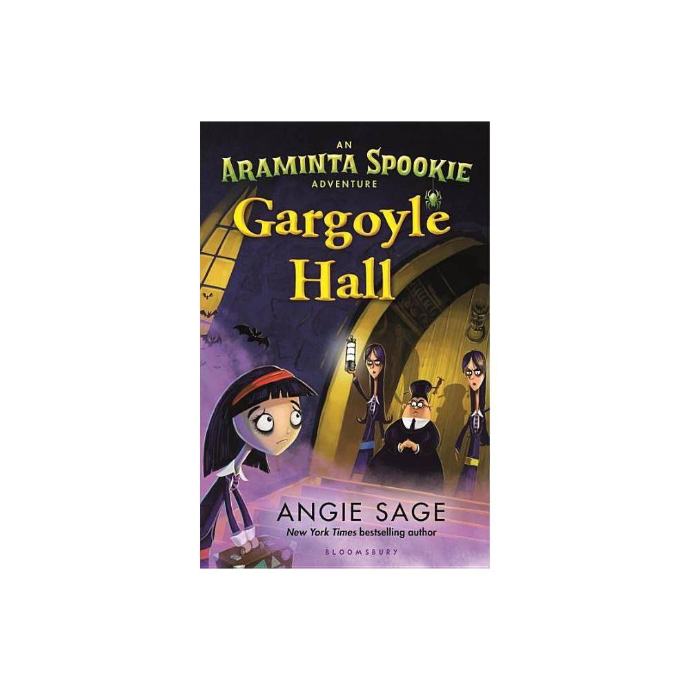 Gargoyle Hall Araminta Spookie Adventures By Angie Sage Hardcover