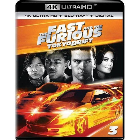 Fast And Furious 3 Full Movie >> The Fast The Furious Tokyo Drift 4k Uhd