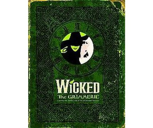 Wicked The Grimmerie (Hardcover) (David Cote) - image 1 of 1