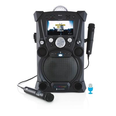 Singing Machine Fiesta Portable Hi-Def Karaoke System