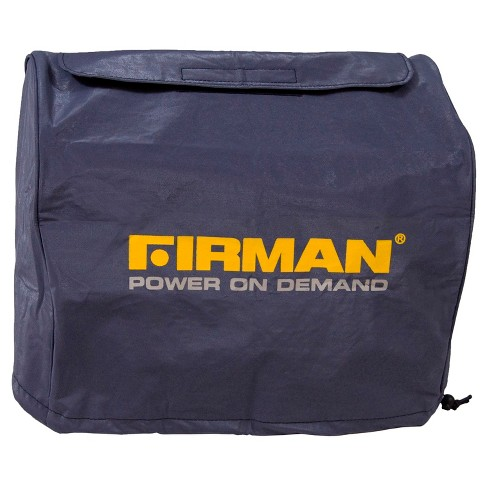 Small 2000 Watts Inverter Cover - Black - Firman Power - image 1 of 2