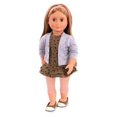 "Our Generation 18"" Fashion Doll - Arianna - image 1 of 3"