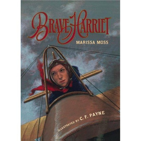 Brave Harriet - by  Marissa Moss (Hardcover) - image 1 of 1