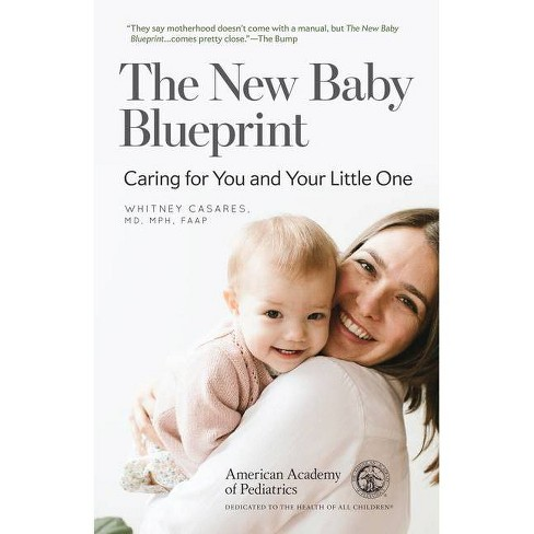 The New Baby Blueprint - by  Whitney Casares (Paperback) - image 1 of 1