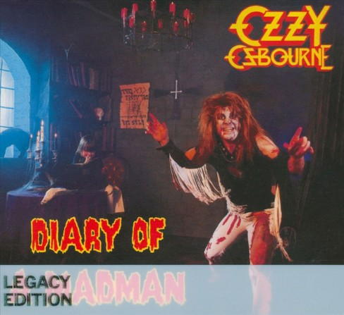Ozzy osbourne - Diary of a madman (Legacy edition) (CD) - image 1 of 1