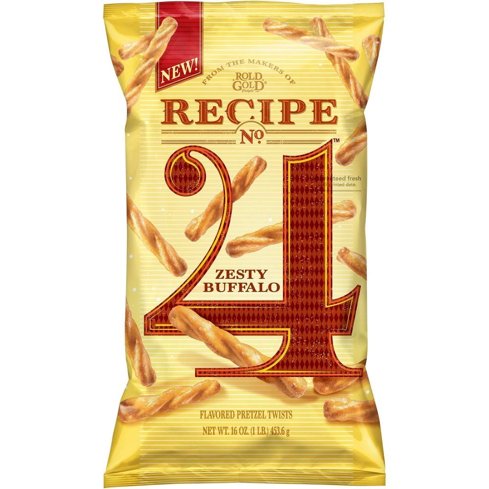 Rold Gold Recipe 4 Zesty Buffalo 11oz