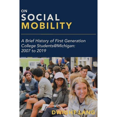 On Social Mobility - by  Dwight Lang (Paperback) - image 1 of 1