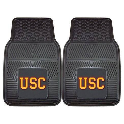 NCAA 2-pc Vinyl Car Mat Set - image 1 of 1