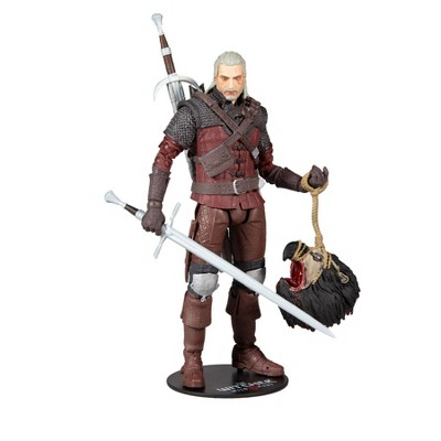 """The Witcher 7"""" - Geralt of Rivia (Wolf Armor)"""