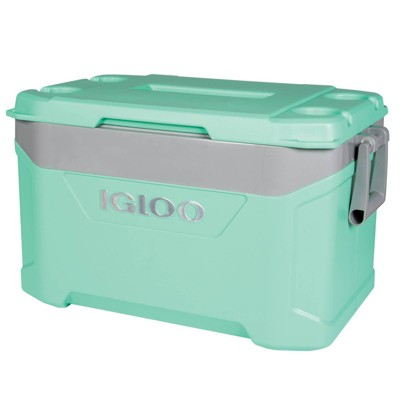 Igloo Latitude 50qt Cooler - Aqua
