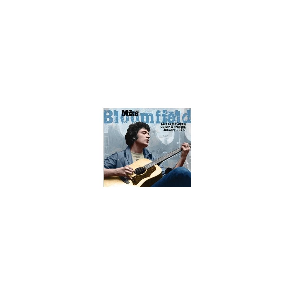 Mike Bloomfield - Live At Mccabe's Guitar Workshop Janu (CD)