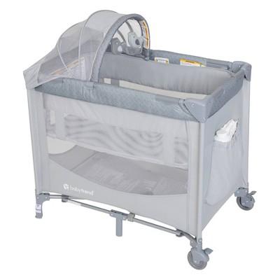 Baby Trend Mini Nursery Center Playard - Glenview
