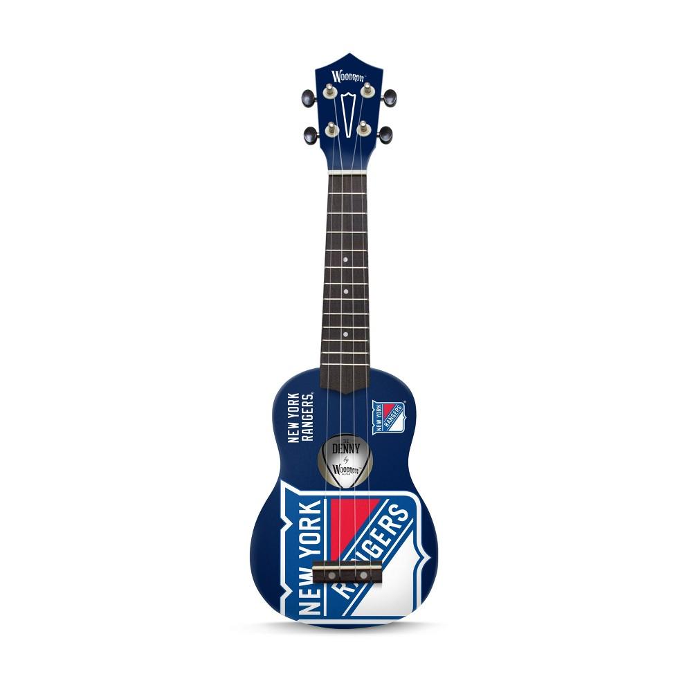 New York Rangers Ukulele, Folk String Instruments New York Rangers Ukulele, Folk String Instruments