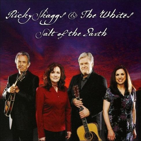 Ricky skaggs - Salt of the earth (CD) - image 1 of 3