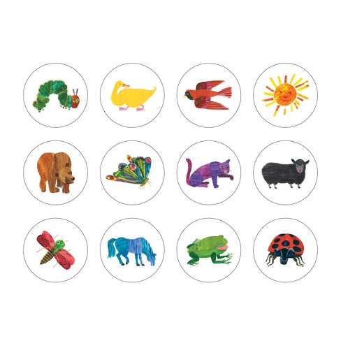 Chronicle Books Eric Carle Card Games - image 1 of 2