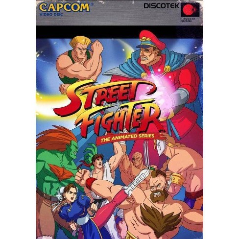 Street Fighter Ii: The Animated Series (DVD) - image 1 of 1