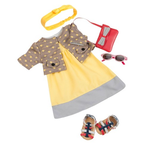"""Our Generation Deluxe Dress Outfit for 18"""" Dolls - To Our Heart's Content - image 1 of 3"""