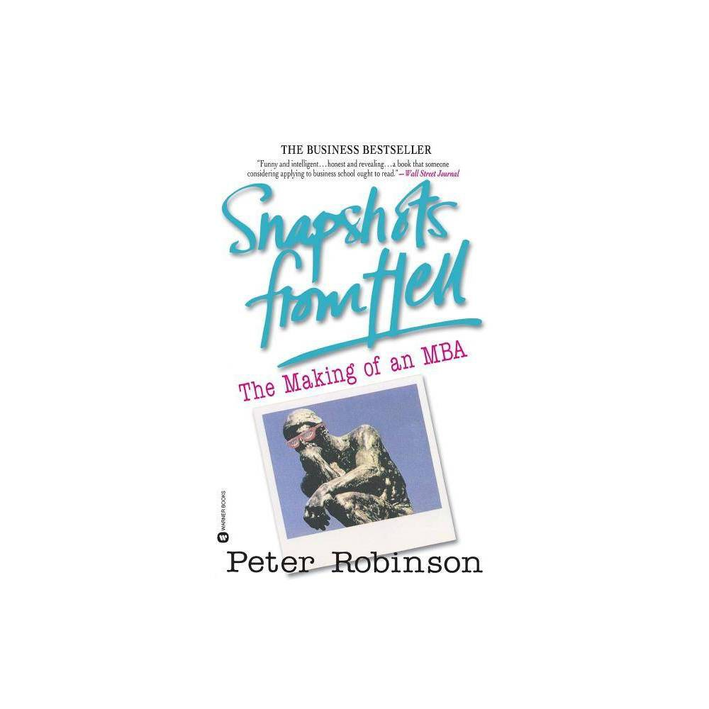 Snapshots From Hell By Peter Robinson Paperback