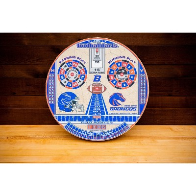 NCAA Boise State Broncos Official Football Dartboard