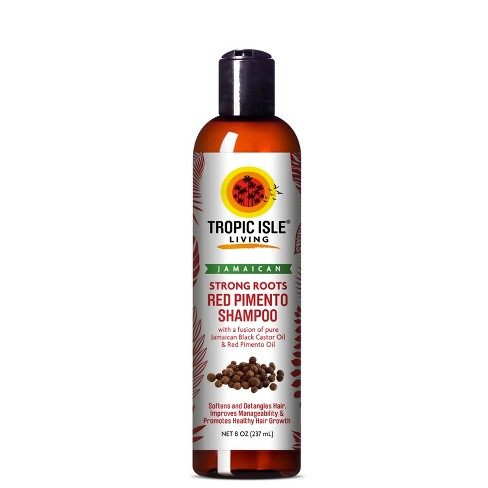 Tropic Isle Living Jamaican Strong Roots Red Pimento Shampoo - 8oz - image 1 of 1
