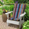 DriWeave Tuscan Stripe Adirondack Outdoor Seat Cushion - Arden - image 2 of 2