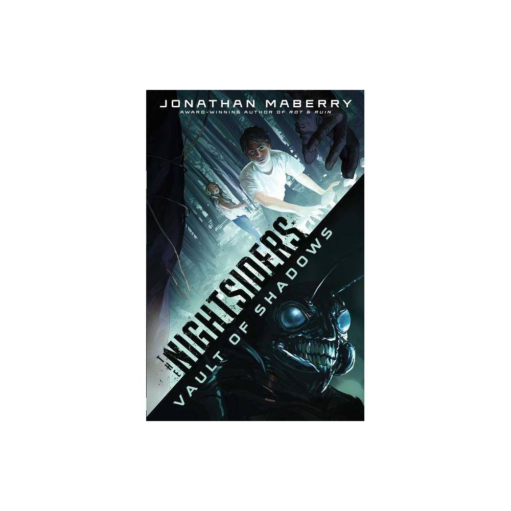 Vault Of Shadows Volume 2 Nightsiders By Jonathan Maberry Hardcover