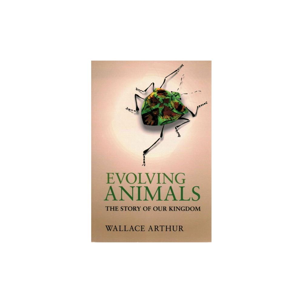 Evolving Animals (Paperback)