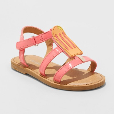0fc1b1eb3d6336 Toddler Girls  Eavan Popsicle Sandal - Cat   Jack...   Target
