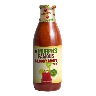 The Murph's Famous Original Bloody Mary Mix - 1L Bottle