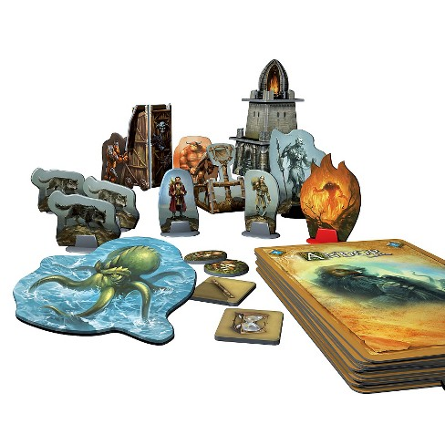 Legends Of Andor: The Star Shield Expansion Board Games