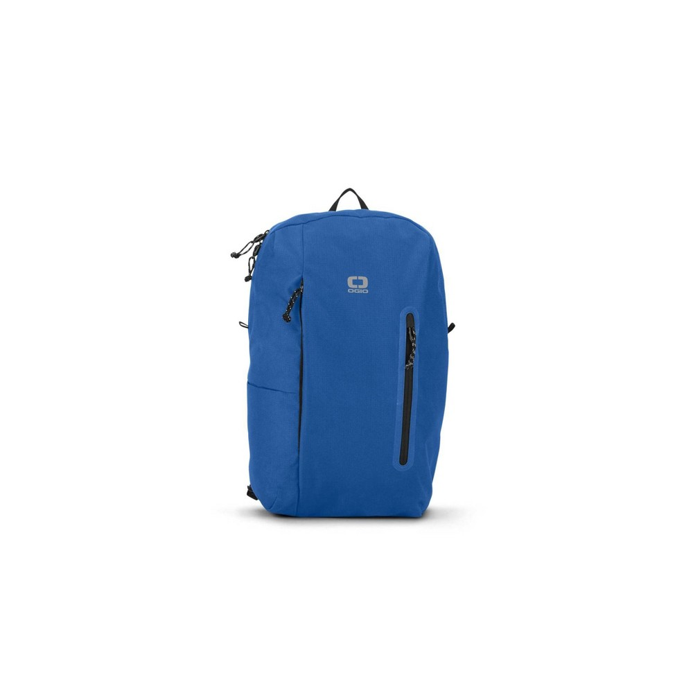 "Image of ""Ogio 18.5"""" Shadow Core Flux 120 Backpack - Blue, Size: Small"""