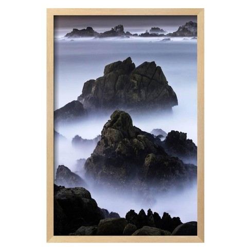Point Lobos, California 2 by Art Wolfe Framed Photographic Print - Art.com - image 1 of 3
