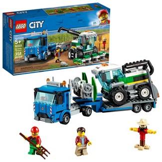 LEGO City Harvester Transport 60223