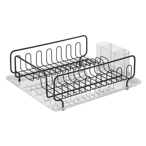 InterDesign Under Sink Organizer with Adjustable Shelf White - image 1 of 3
