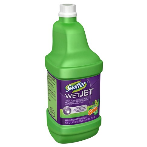 Swiffer Wet Jet Multiple Purpose Cleaner - 42.2oz - image 1 of 12