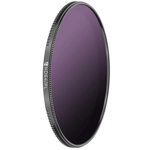 Freewell Magnetic Quick Swap System 67mm ND64/PL (6 f-stops) Hybrid Camera Lens Filter, Also Includes UV Filter - image 1 of 4