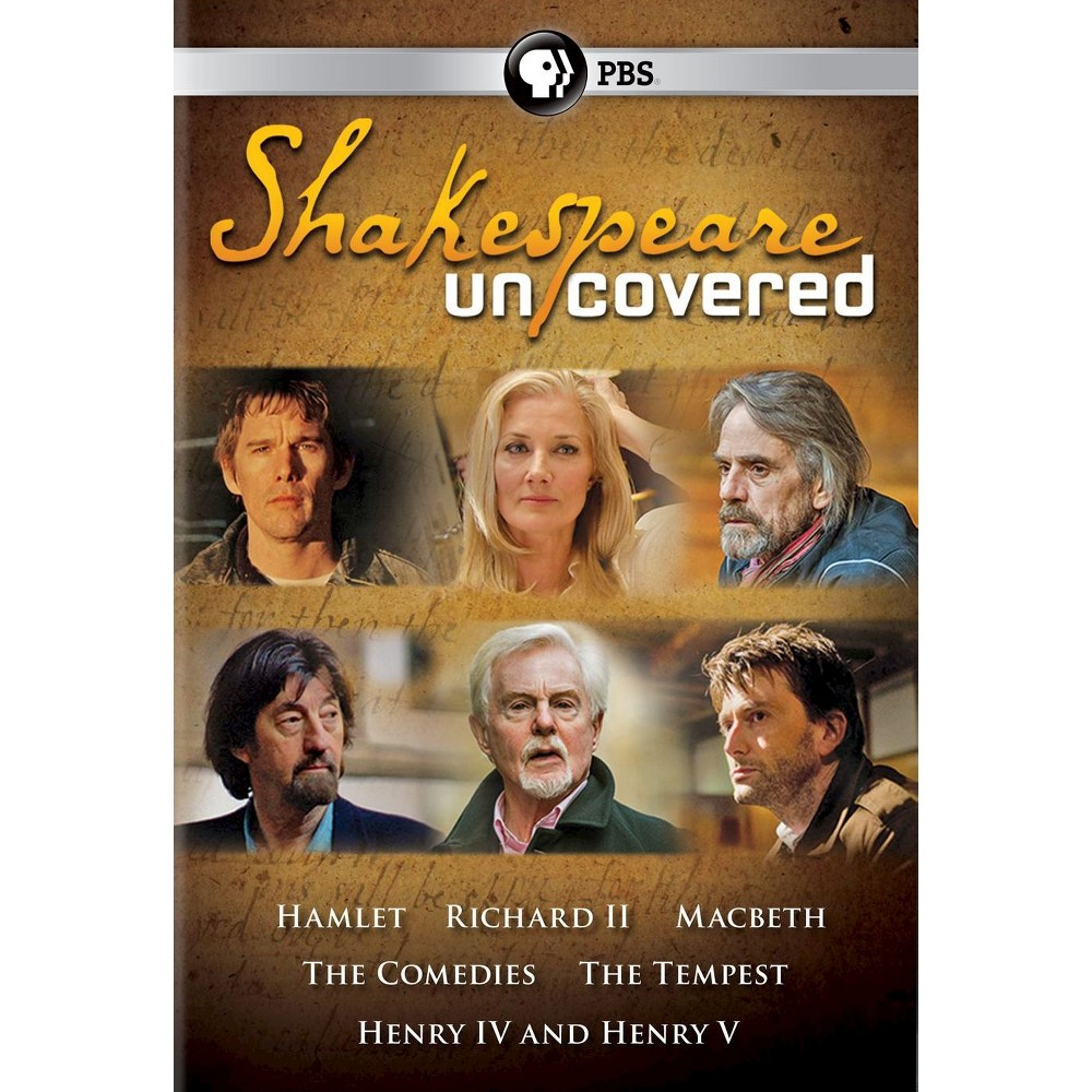 Shakespeare Uncovered (Dvd)