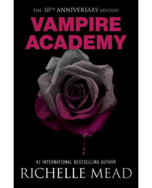 Vampire Academy Paperback Richelle Mead Target