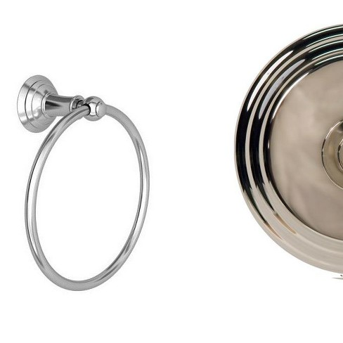 Newport Brass 34-09 Solid Brass Towel Ring from the Aylesbury and Jacobean Collections - image 1 of 1