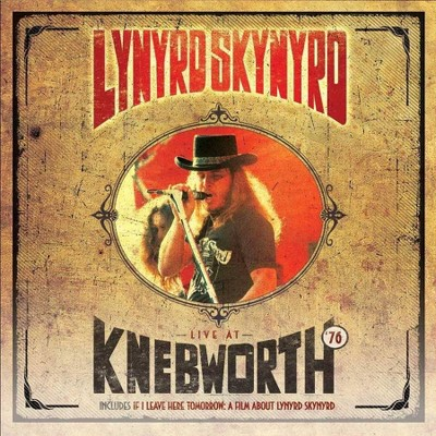 Lynyrd Skynyrd - Live At Knebworth '76 (CD/Blu-Ray)