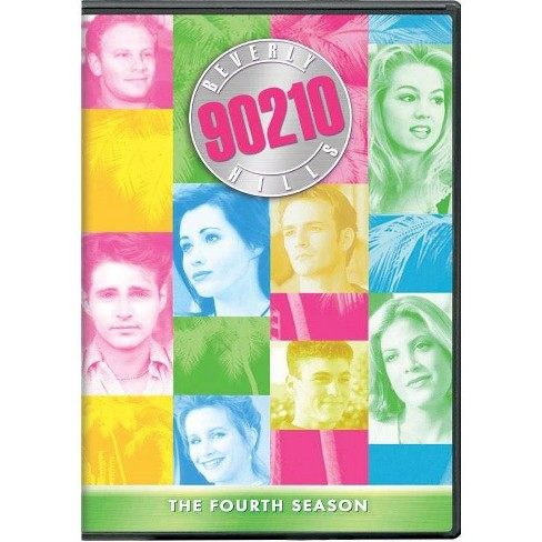 Beverly Hills 90210: The Fourth Season (DVD) - image 1 of 1