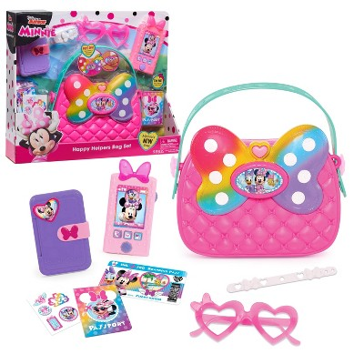 Disney Junior Minnie Mouse Happy Helpers Bag Set