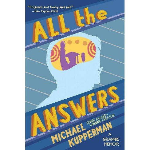 All the Answers - by  Michael Kupperman (Paperback) - image 1 of 1