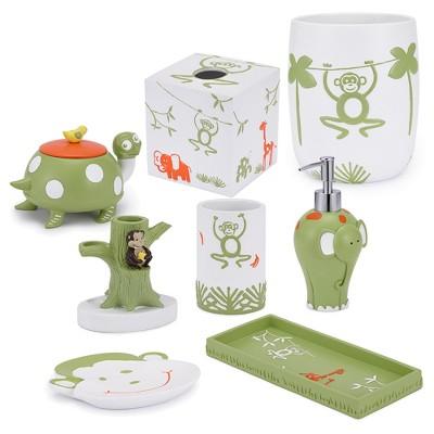 Kids Jungle Bathroom Collection   Kassatex®