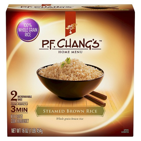 P.F. Chang's Frozen Steamed Brown Rice - 16oz - image 1 of 1